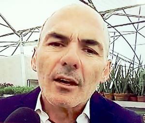 Piero Tunno vivaista presidente Lecce Taviano xylella
